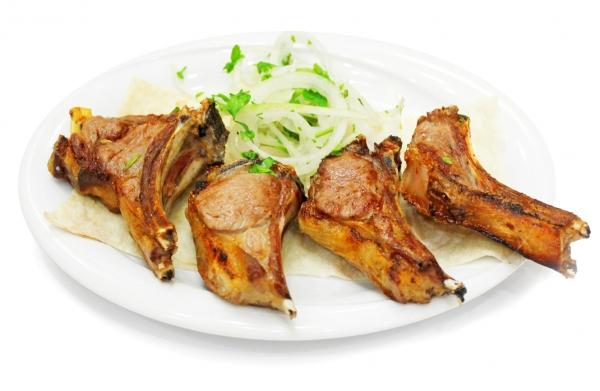 Do Armenians eat pork?