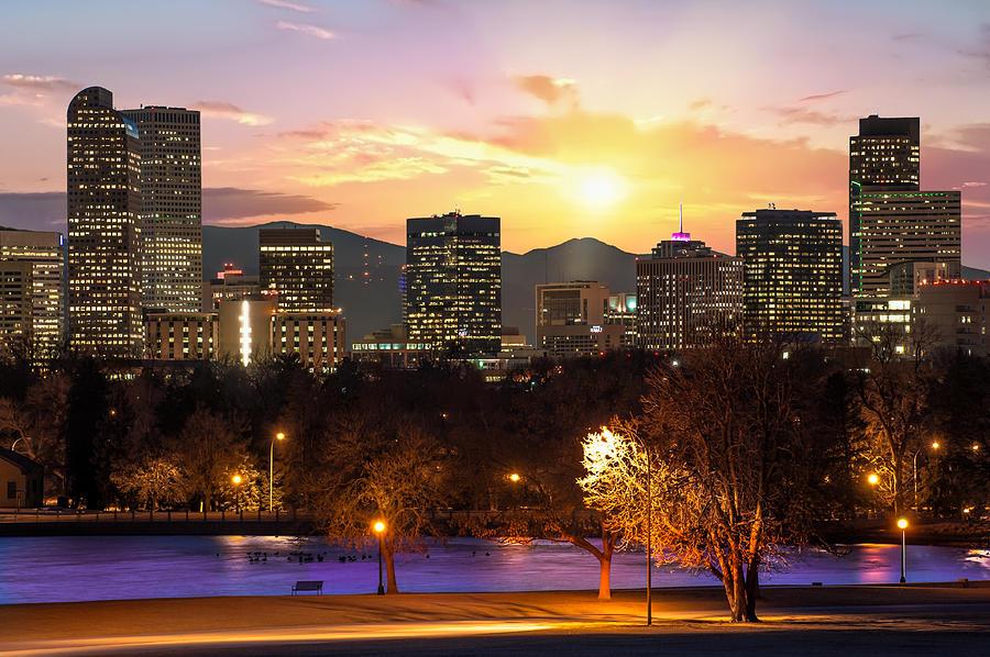 magical-mountain-sunset-denver-colorado-downtown-skyline-gregory-ballos