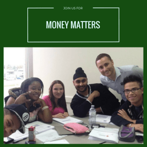 Money Matters #1