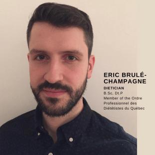 ERIC BRULÉ-CHAMPAGNE