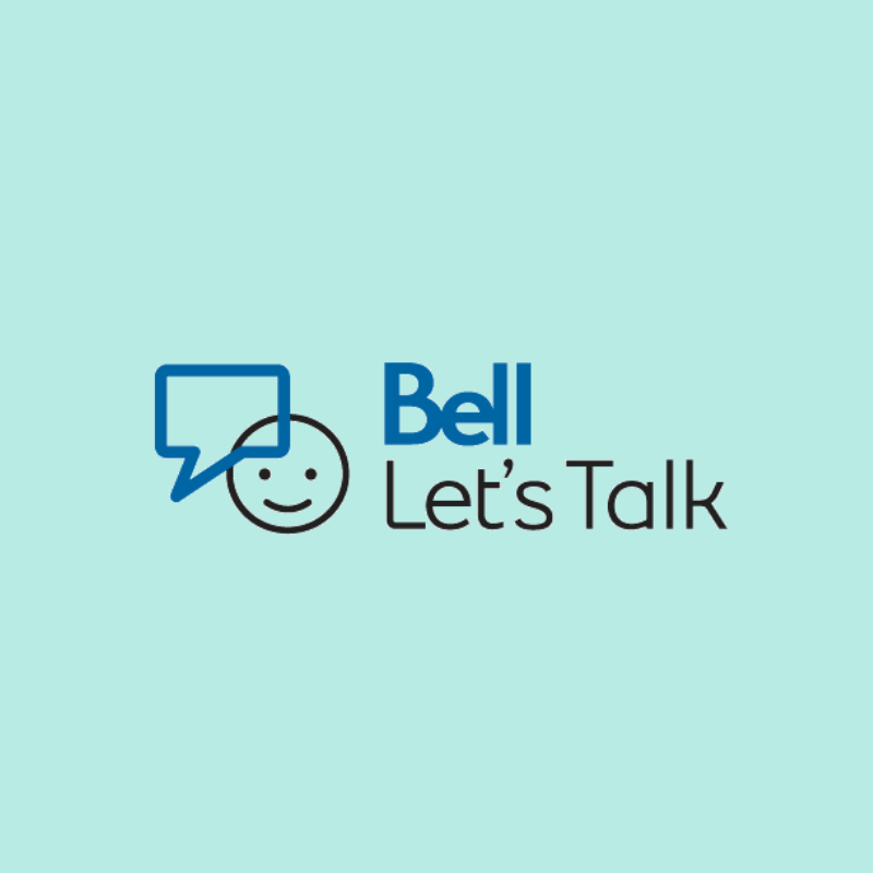 Image result for bell lets talk 2020