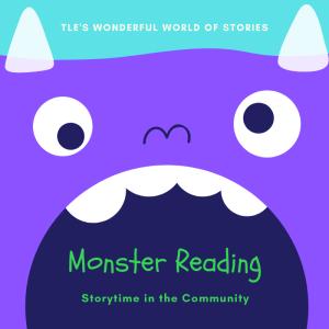 Garderie Educative Les Amis du Quartier Monster Reading