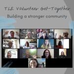 October Volunteer Get Together