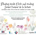 Planting Seeds of Love and Reading