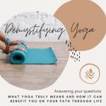 Demystifying Yoga | Q & A with Pheleshia
