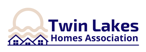 Twin Lakes Homes Association logo