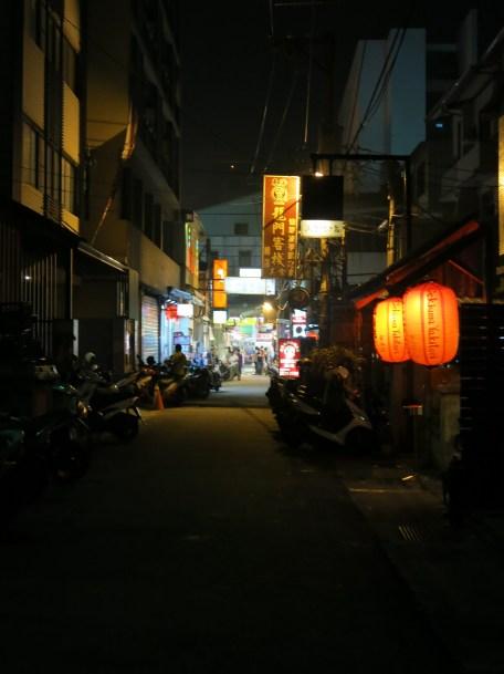 Explore every lane along Xinxing Road.
