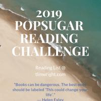 2019 PopSugar Reading Challenge