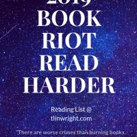 2019 Book Riot Read Harder Challenge