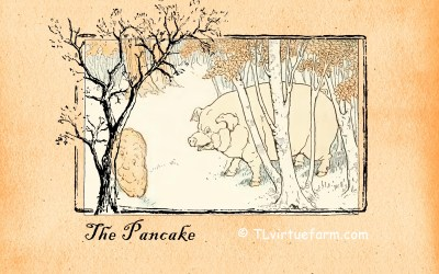 The Pancake Story Lesson
