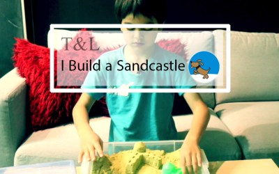 Free Lesson I Build a Sandcastle