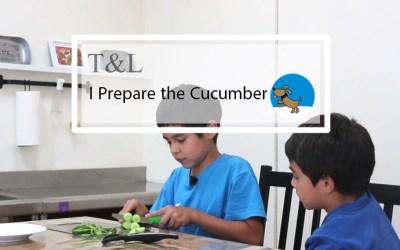 Free Lesson I Prepare the Cucumber