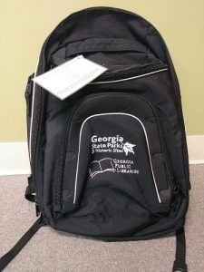 Georgia State Parks Discovery Backpack Loan Program