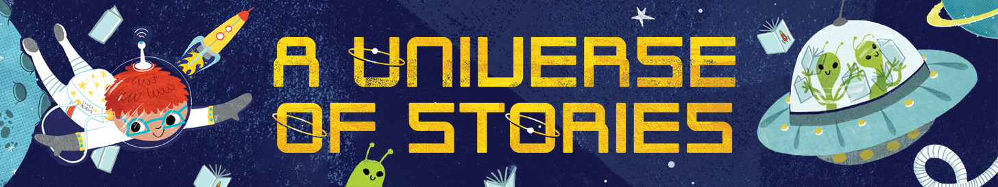 "Summer Reading Club 2019 ""A Universe of Stories"""