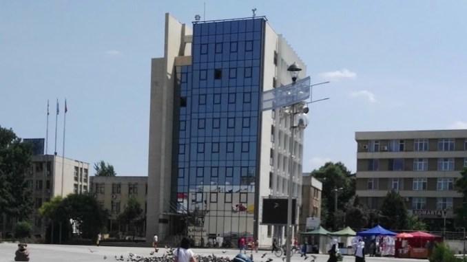 Consiliul Județean Tulcea. FOTO Google Maps