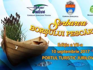 Serbarea Borșului Pescaresc de la Jurilovca