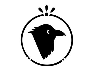 madam crow logo