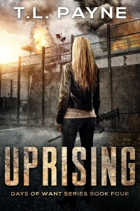 Uprising: Days of Want, Book Four