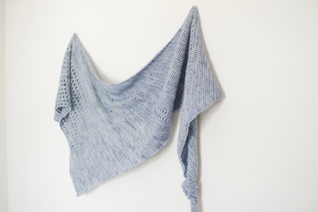 Coles River Kerchief Crochet along