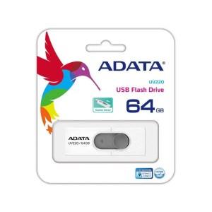 ADATA UV220 64GB BIAŁY