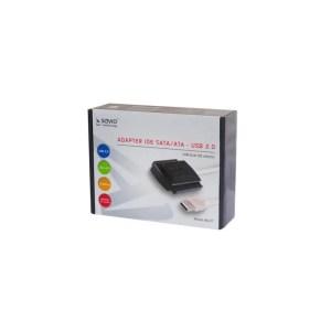 Adapter USB 2.0 - IDE SATA/ATA AK-07, mostek