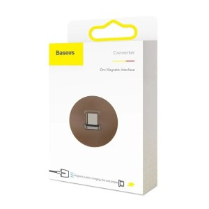 Adapter magnetyczny USB-C Baseus Zinc