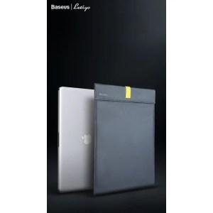 Etui Baseus Let's Go na laptopa 13'' białe i szare.
