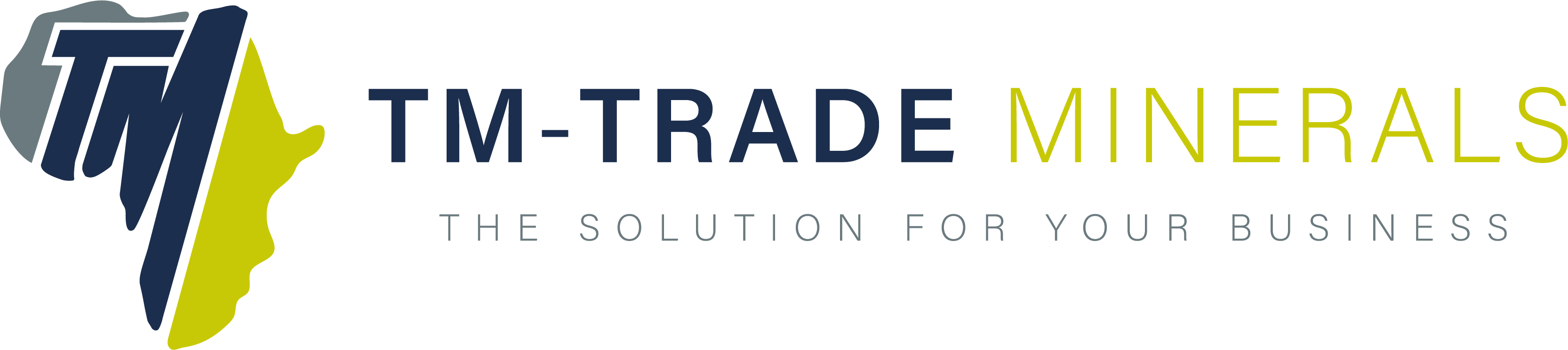 TM – TRADE MINERALS I Nachhaltige Rohstoff Beschaffung