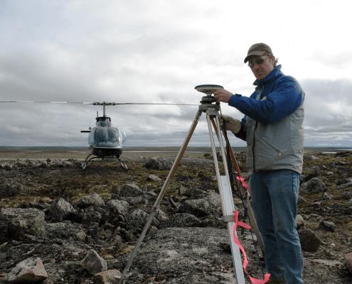 Ted MacKinnon - Geomatics Specialist
