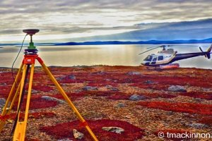 GPS work in Labrador