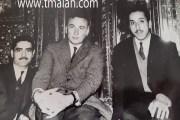 بصمات في الذاكرة: الشاعر نزار قباني بمدينة القصر الكبير ( صور حصرية ) / مدونة أسماء التمالح