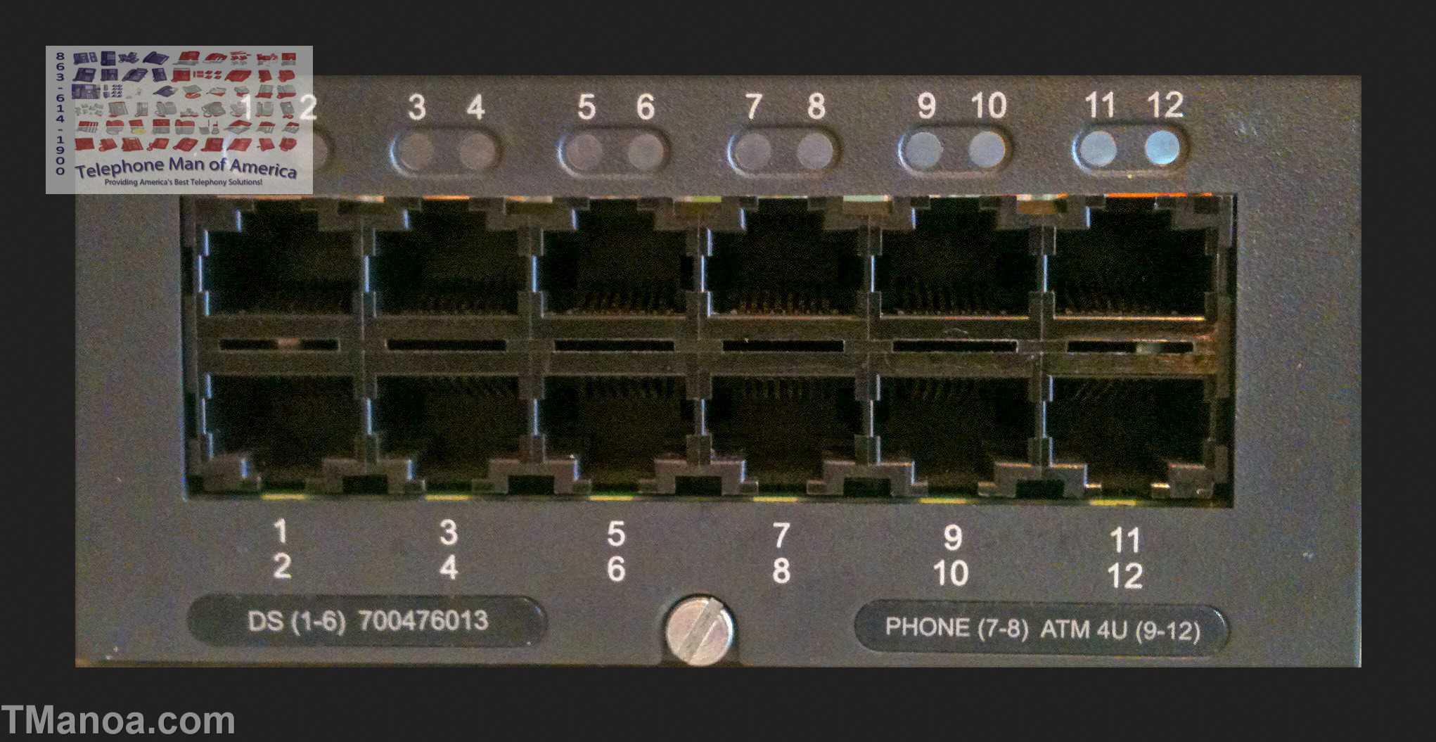 Avaya IP Office 500 V1 Combination Base Card