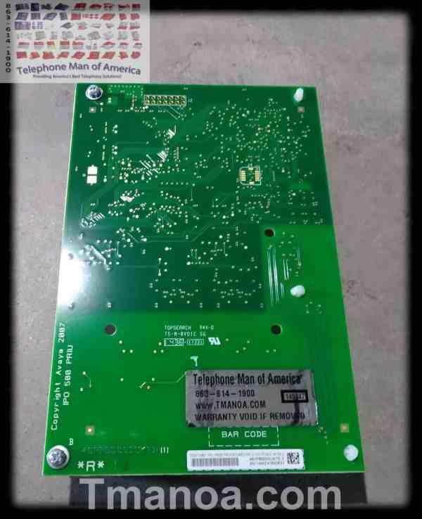 Avaya IP Office 500 PRI 2U Daughter Card 700417462