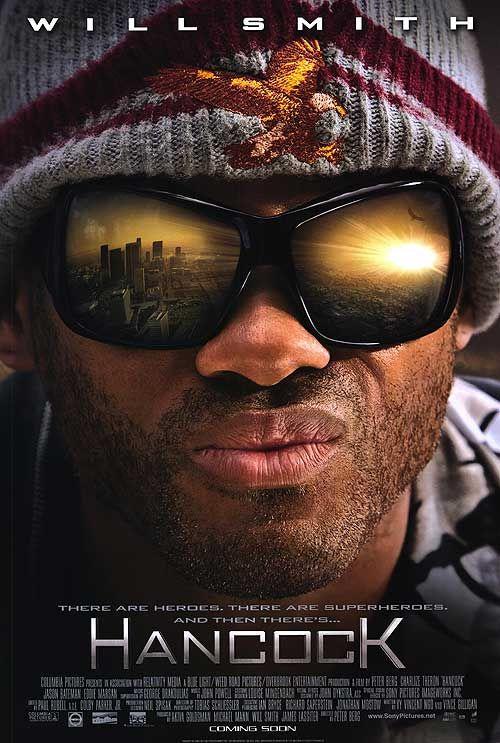 Hancock (2008) Movie Poster