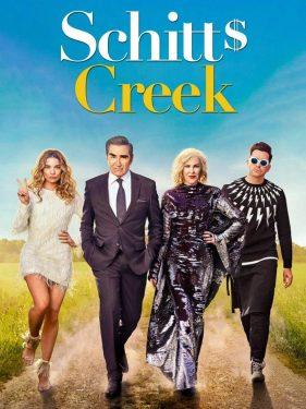 Schitts Creek TV poster