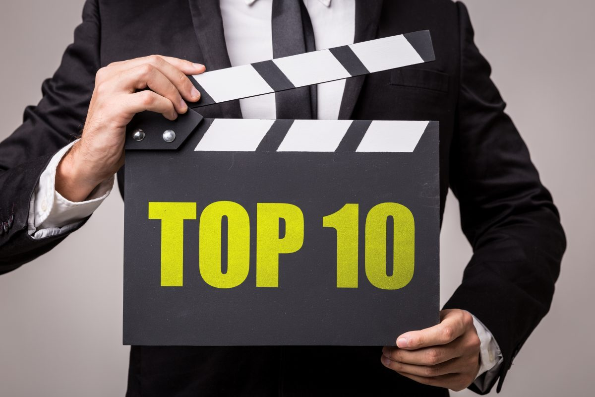 Top 10 Movies in 2021