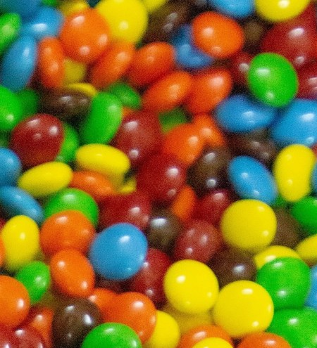 Candy Pieces