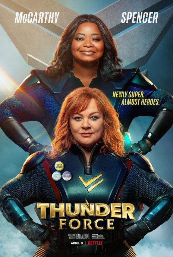 Thunder Force Movie