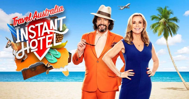 Instant Hotel TV Poster