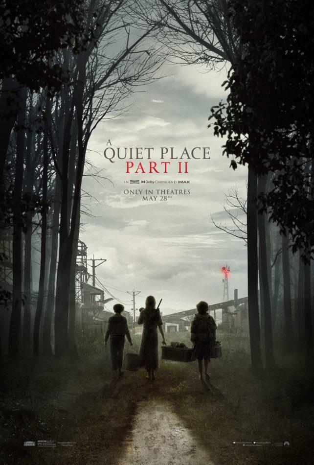A Quiet Place Part II Movie