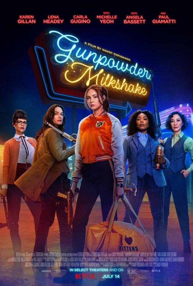 Gunpowder Milkshake Movie