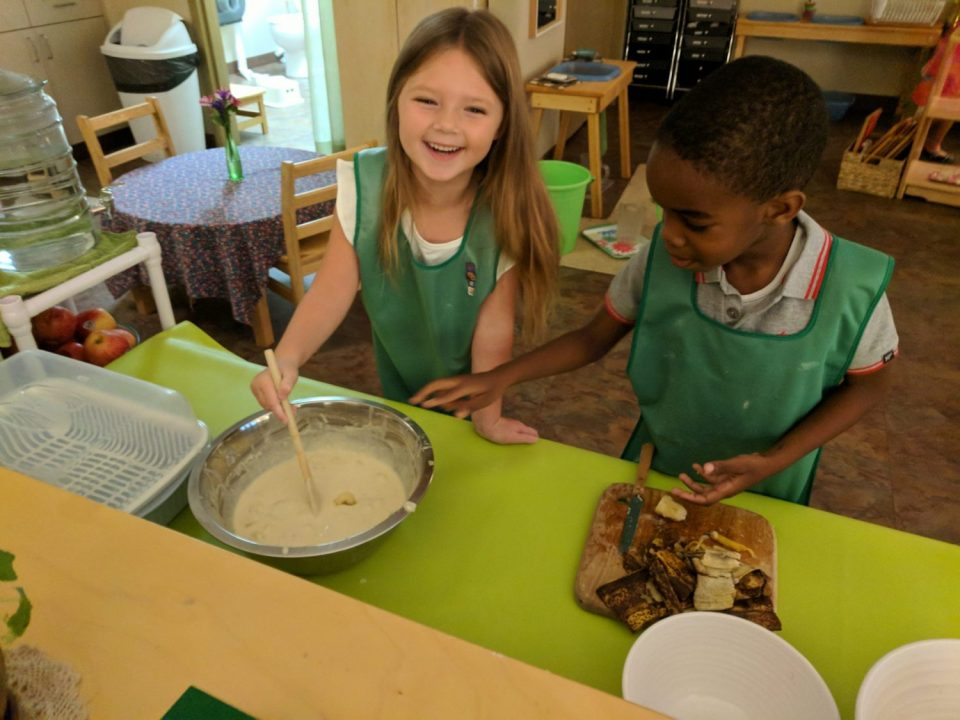 Early Childhood Practical Life, Independence Montessori Private School, Arlington TX