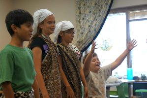 Drama Performance, Montessori Private School, Arlington TX
