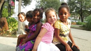 Early Childhood Family Trip. Montessori Private School, Arlington TX