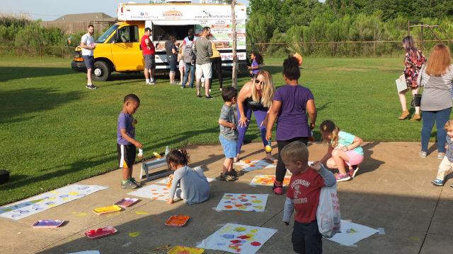 Spring Thing, The Montessori Academy of Arlington, Private School Arlington TX