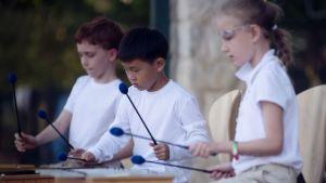 Stepping Up Ceremony and Music Program, Montessori Private School, Arlington TX