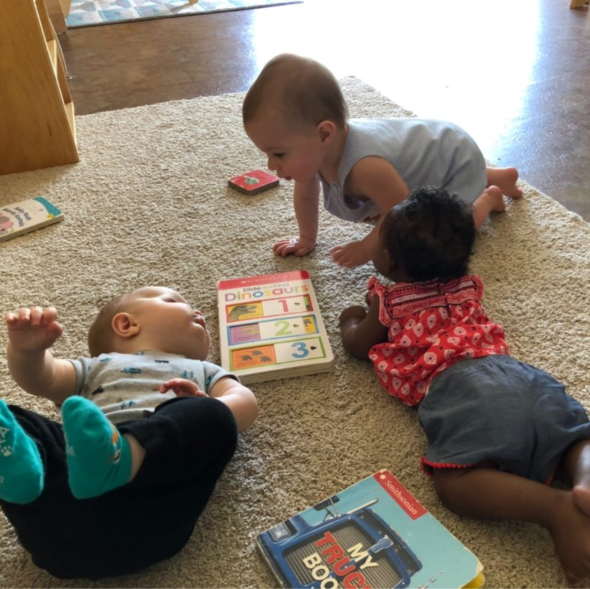 Infant Peer Interactions