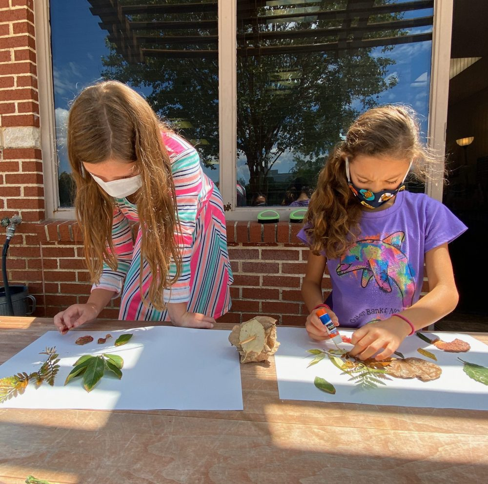 Lower Elementary Outdoor Classroom