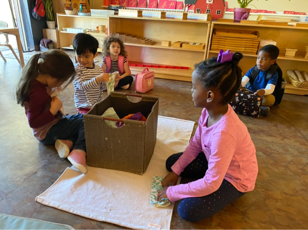 Early Childhood Multi-age Classroom