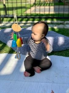 Infant Wooden Mobile